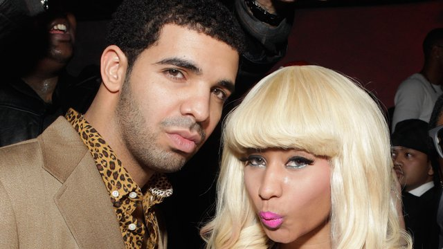 drake nicki minaj dating Nicki minaj cleared up some dating rumours on tuesday the rapper looked giddy as she stopped by the ellen degeneres show to spill the beans on who she is dating, and it's not drake who called her 'the love.