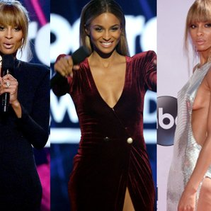 Ciara Billboard Awards 2016 Outfits