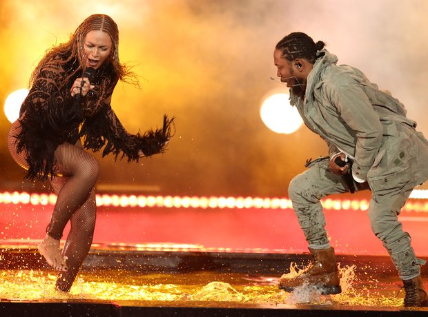 Beyonce Kendrick Lamar 2016 BET Awards