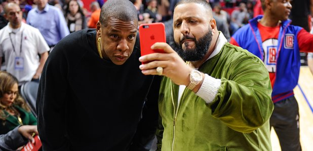Jay-Z and DJ Khaled