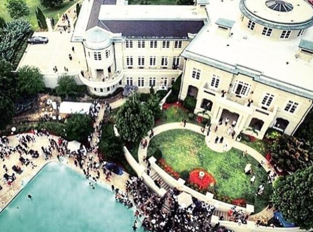 Rick Ross mansion