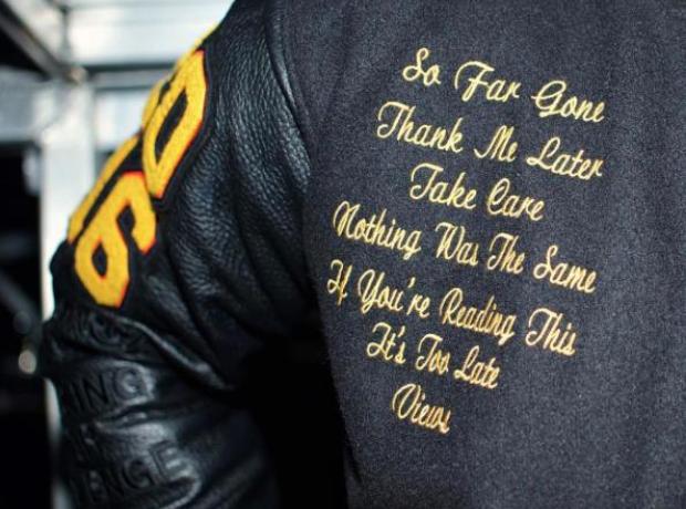 Drake Album Jacket