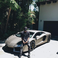 Image 3: Bryson Tiller with his Lamborghini