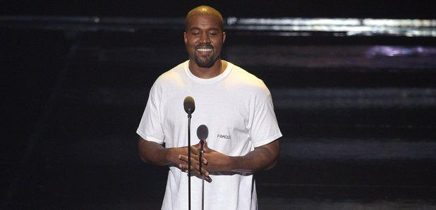 Kanye West Presenting MTV VMAs 2016