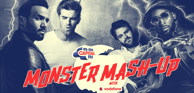 Capital's Monster Mash Up Lineup (master logo)