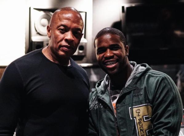 A$AP Ferg Dr. Dre