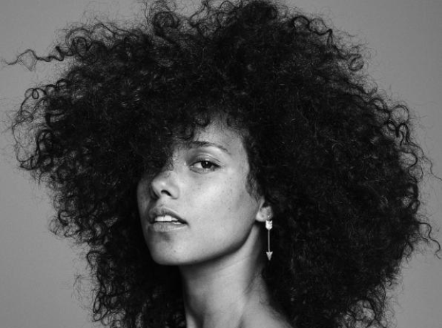 Alicia Keys Here Album Artwork