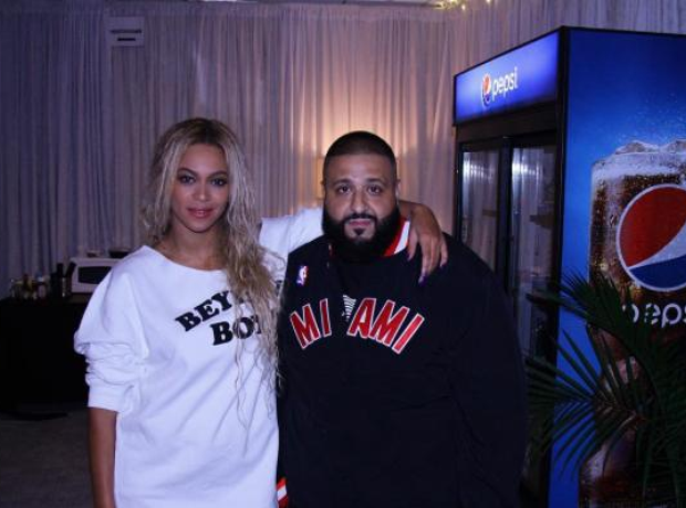 Beyonce and DJ Khaled