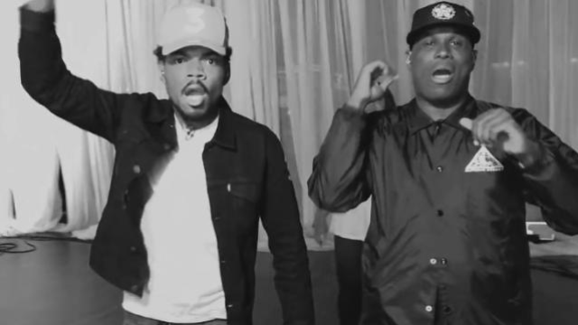 watch chance the rapper filmed his new 39 how great 39 video entirely using an iphone capital xtra. Black Bedroom Furniture Sets. Home Design Ideas