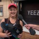 Jimmy Kimmel Fake Yeezys