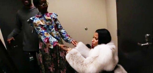 Nicki Minaj Lauryn Hill