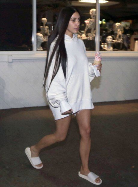 Kim Kardashian Ice Cream