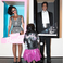 1. Beyonce, Blue Ivy and Jay Z transformed themselves into living dolls for the festive holiday.