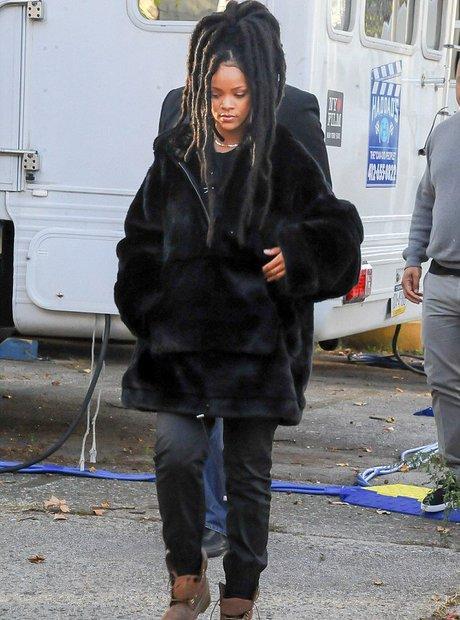 Rihanna Ocean's Eight Set