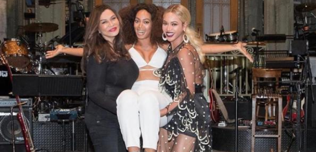 Beyonce Solange Tina Knowles