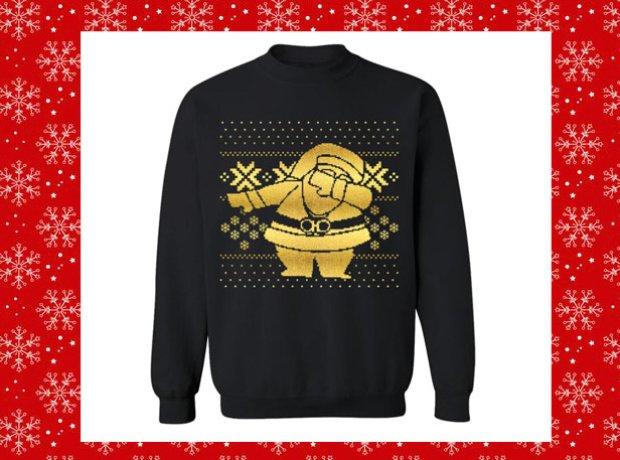 2 Chainz Christmas Jumper