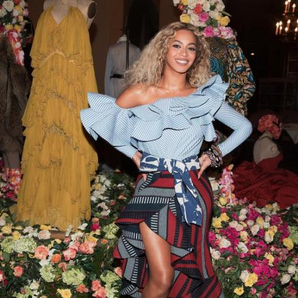 Beyonce Christmas Party