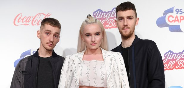 Clean Bandit Jingle Bell Ball 2016