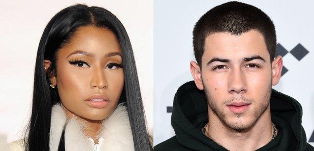 Nicki Minaj and Nick Jonas