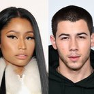 Nicki Minaj and Nick Jonas 2