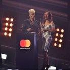 Emeli Sande BRITs 2017 WINNER Best Female Solo Art