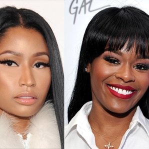"Azealia Banks Slams ""Evil"" Nicki Minaj"
