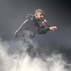 Drake at London's O2 Arena