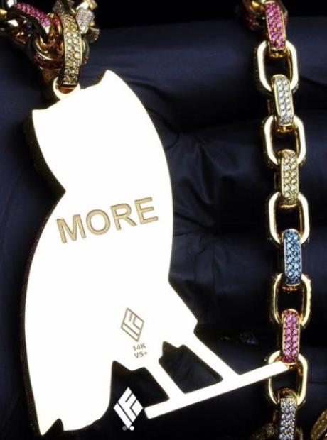 Drake Owl Chain More