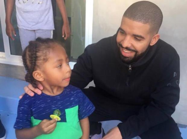 Drake Kid 2 Instagram