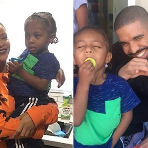 Drake Rihanna Kids Party