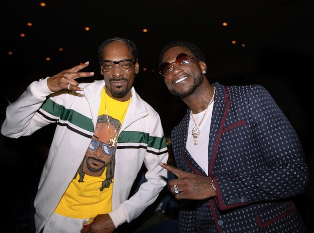Diddy Movie Premiere Snoop Dogg and Gucci Mane