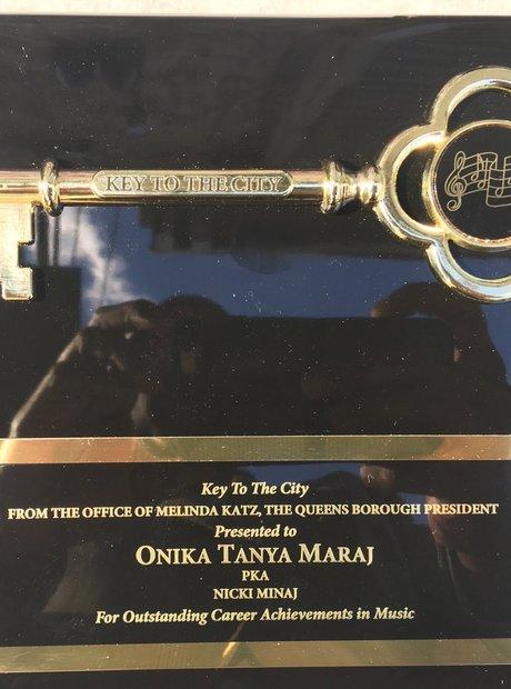Nicki Minaj key to Queens