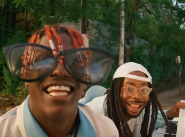 Lil Yachty and Dram Broccoli video