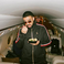 Image 8: Drake eating sushi on his private jet